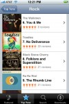iTunes #7 Rock album