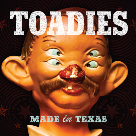 "Toadies ""Made in Texas"" EP"