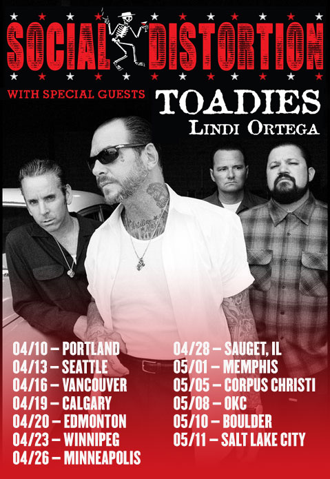 Toadies with Social Distortion