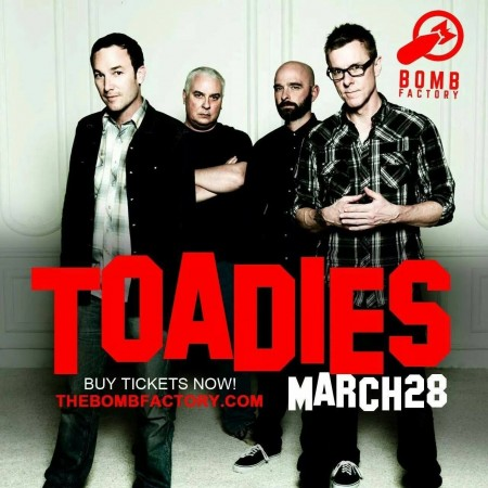 Toadies @ Bomb Factory