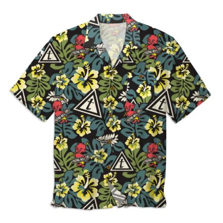 Toadies Hawaiian Shirt